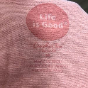 Life Is Good Tops - Life is Good women's long sleeve